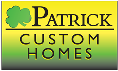 Patrick Custom Homes logo